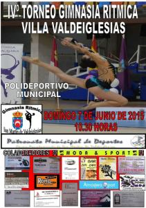 Gimnasia Rítmica San Martín de Valdeiglesias