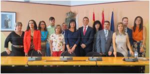 Corporación Municipal junio 2015 San Martín de Valdeiglesias