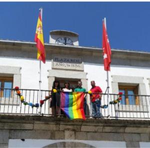 Día Internacional del Orgullo Gay en San Martín de Valdeiglesias