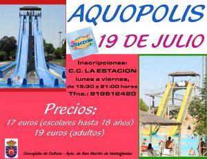 AQUOPOLIS 2017 cartel
