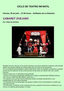cabaret ovejuno_ciclo teatro infantil