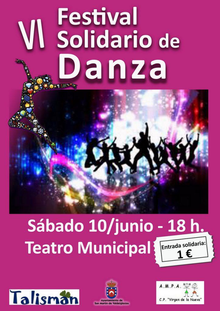 festival solidario de danza f