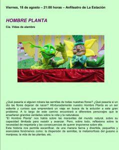 hombre planta__ciclo teatro infantil