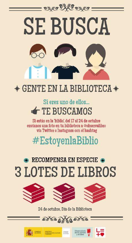 #EstoyenlaBiblio-Imagen principal